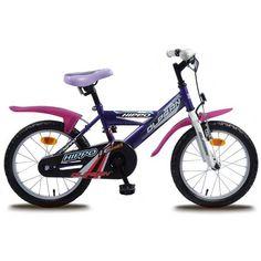 Detský bicykel Olpran Hippo 16 Bicycle, Motorcycle, Vehicles, Bike, Bicycle Kick, Bicycles, Motorcycles, Car, Motorbikes