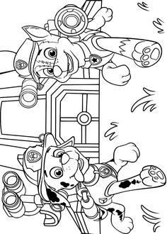 Puppy Coloring Pages, Paw Patrol Coloring Pages, Quote Coloring Pages, Preschool Coloring Pages, Coloring Sheets For Kids, Adult Coloring Book Pages, Christmas Coloring Pages, Colouring Pages, Coloring Books