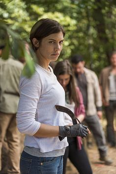 The Walking Dead 'The Other Side' Maggie