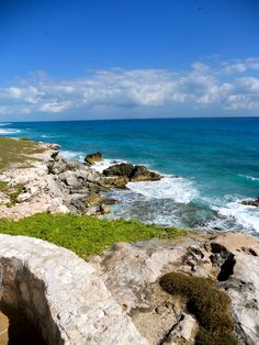 Punta Sur, Isla Mujeres, MX. Go here at sunrise and have your mind blown with serenity.