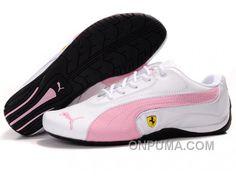 http://www.onpuma.com/womens-puma-ferrari-910-white-pink-cheap-to-buy.html WOMENS PUMA FERRARI 910 WHITE PINK CHEAP TO BUY Only $74.00 , Free Shipping!