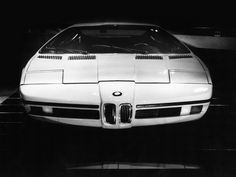 Created by Paul Bracq as a celebration for the 1972 Summer Olympics in Munich, the Turbo showcased innovative design features. Bmw Turbo, Bmw E9, Hot Cars, Car Pictures, Innovation Design, Concept Cars, Cool Toys, Hot Wheels, Bike