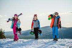 ReimaGO winter clothes are perfect for skiing. Join our mission to Winter Outfits, Kids Outfits, Winter Clothes, Outdoor Activities For Kids, Children Images, Skiing, Kids Fashion, Kai, How To Wear