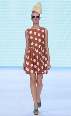 S/S 2010 Collection Leaving Circus by Ivana Helsinki, Paola Suhonen.