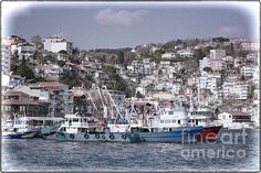 Rumeli Kavagi - Joan Carroll. To view or purchase prints, canvases, cards or phone cases visit joan-carroll.artistwebsites.com THANKS!