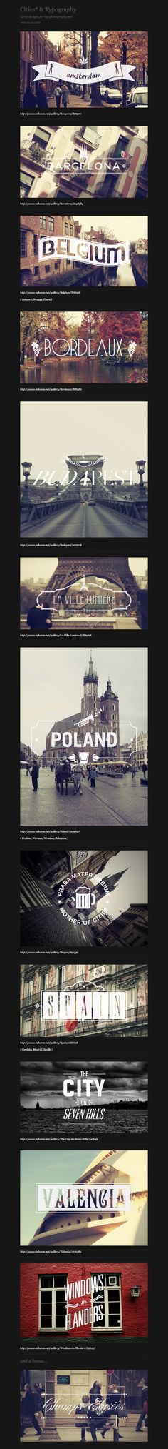 http://www.typographyserved.com/gallery/Cities-Typography/2924563