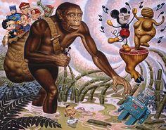Pop Surrealism by Todd Schorr (12 pieces) - My Modern Met