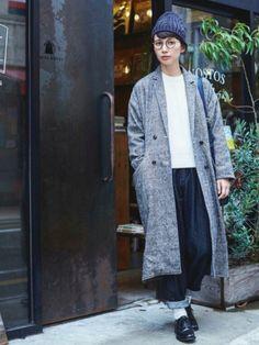 kazumiコラボ商品のお取り扱いがZOZOでも始まりました♡コートとニット帽とワンピースがWE