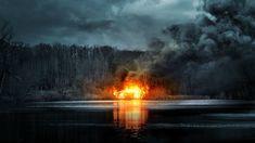 Shimmer Lake (2017)  Odwrócona w czasie fabuła tego mrocznego thrillera kryminalnego śledzi poczynania lokalnego szeryfa badającego sprawę szajki rabusiów, do której należy jego brat. 24 Online, Brat, Northern Lights, Celestial, Sunset, Nature, Travel, Outdoor, Outdoors