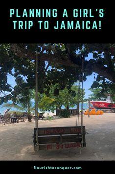 Plan a girl's trip to Jamaica! Montego Bay Jamaica, Negril, Jamaica Vacation, Jamaica Travel, New Travel, Family Travel, Jamaica Girls, Girls Getaway, Family Trips
