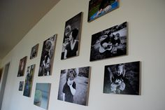 Print your photos on maple or bamboo...cool idea to try.
