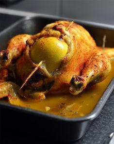 Ramsay's gevulde kip