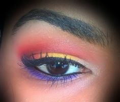 Touch of Purple http://www.makeupbee.com/look_Touch-of-Purple_36227