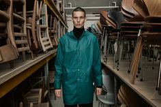 Rains FW17 collection