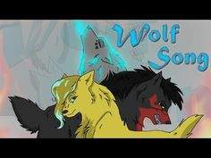 'Join the pursuit of a young she jackal named Moonlight and her twin brother Twilight who must escape from the most infamous wolf pack in the land, but the t. 2000s Cartoons, Wolf Comics, Gifs, Movies To Watch Free, Anime Wolf, Wolf Howling, Warrior Cats, My Favorite Music, Funny Comics