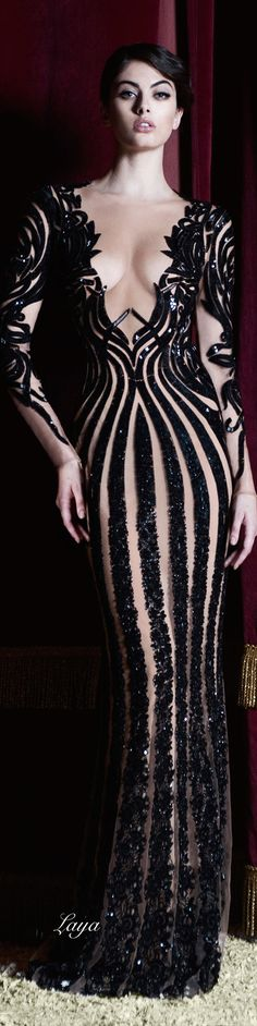 Zuhair Murad Pre-Fall 2015 #FashionSerendipity #fashion #style #designer Fashion and Designer Style