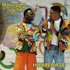 "DJ Jazzy Jeff & The Fresh Prince, Homebase***: I remember this duo as being fairly juvenile and childish when they first started out. ""Parents Just Don't Understand"" and ""Girls Are Nothing But Trouble"" gave me that impression. But this album is much more mature. Here, they drop the light-hearted juvenalia for such killer grooves as ""Summertime,"" ""Who Stole the DJ,"" and even ""Ring My Bell."" A solid effort from the future movie star and his DJ. 3/4/15"