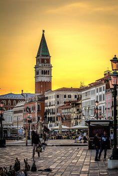 Oh Venice!