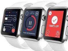 ShotClock Apple Watch