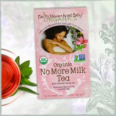 No More Milk Tea is a blend of herbs traditionally used to naturally reduce the production of breast milk.