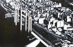 Steven Holl   Parallax Towers   1989