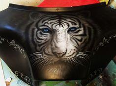 Airbrush Art, Pinstriping, Custom Paint, Bike, Cool Stuff, Helmets, Tanks, Motorcycles, Painting