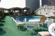 regent palace hotel Dubai pool