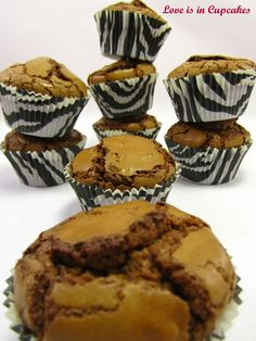 Brownie Muffins  http://loveisincupcakes.com/brownie-muffins/