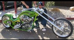 Martin Brothers Chopper | Motorcycle | Totally Rad Choppers