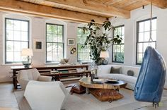 Living Room Vintage Living Room Interior Decorated With Rustic Wooden Ceiling Design How to Make Masculine Interior for Male Living Room on a Budget