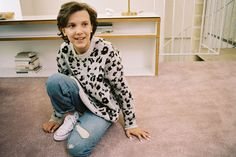 "Millie Bobby Brown Stars in Converse's New ""Forever Chuck"" Campaign"