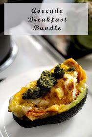 Fit to Blog: Avocado Breakfast Bundle