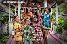 Thinking about a wedding in St. Croix USVI? Check out Millie's Madras Fashions to add a bit of Crucian culture to your elegant affair.  Denise Bennerson - St. Croix VI Photographer