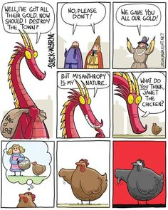 Brutally Hilarious Comics For People Who Like Dark Humor (Cyanide & Happiness) Dnd Funny, Funny Jokes, Hilarious, Funny Stuff, Cute Comics, Funny Comics, Slack Wyrm, Friday Funny Pictures, Hilarious Stuff