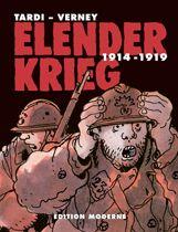 """Jacques Tardi schildert in """"Elender Krieg"""" den blutigen Alltag in den Schützengräben Nordfrankreichs - ELENDER KRIEG GESAMTAUSGABE von Jacques Tardi, Michael Verney"""