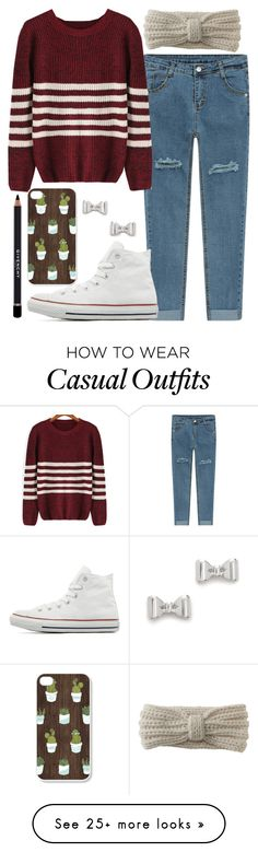 """""""Casual day"""" by crazycatlady7 on Polyvore featuring Aéropostale, Converse, Marc by Marc Jacobs, Givenchy, women's clothing, women's fashion, women, female, woman and misses"""