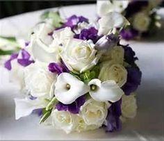 Purple bridal bouquet by Italian Lakes Wedding Purple Bridesmaid Bouquets, Bride Bouquets, Flower Bouquets, Bridesmaids, Purple Wedding Flowers, Bridal Flowers, Our Wedding Day, Dream Wedding, Wedding Ideas