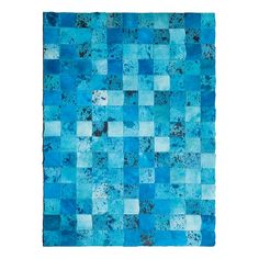 Blue Water Fur Rug now featured on Fab. Fur Rug, Kare Design, Curtains, Quilts, Blanket, Rugs, Bathroom, Home Decor, Water