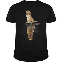 Awesome Golden Retriever Lovers Tee Shirts Gift for you or your family your friend:  Golden Retriever Dream Tee Shirts T-Shirts