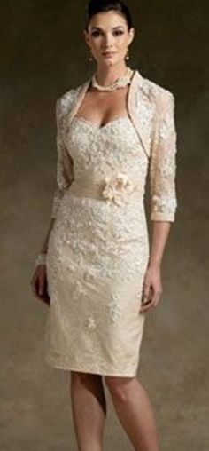 mother of the bride dress - what does the mama want to wear