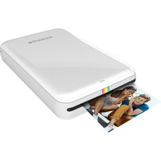 Polaroid ZIP Point-and-shoot printer Wit