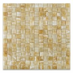 """Honey Onyx Polished 3D Small Bread Premium Mosaic Tile - 6"""" X 6"""" Sample Oracle Moldings,http://www.amazon.com/dp/B0052U0XQO/ref=cm_sw_r_pi_dp_d2I-sb1F0RFHNCAM"""