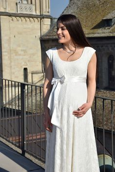 Die 21 Besten Bilder Von Brautmode Fur Schwangere Boho Dress