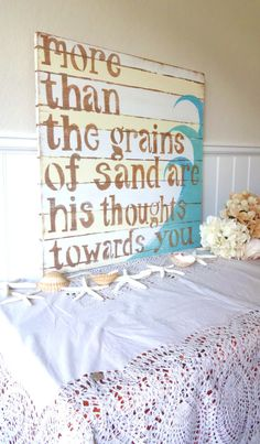 More Than The Grains of Sand Surfer Boy  Bedroom by BabyByeTheSea, $85.00