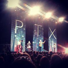 Saw Pentatonix rock it tonight Photo byJen Targosz