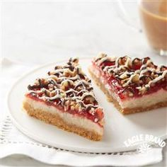 Strawberry Coconut Bars from Eagle Brand®