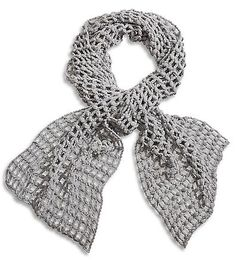 Open Knit Scarf | Lucky Brand