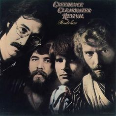 USED VINYL RECORD 12 inch 33 rpm vinyl LP Released in 1970, Fantasy Records (2818) Pendulum is the sixth album from Creedence Clearwater Revival. Side 1: Pagan Baby Sailor's Lament Chameleon Have You