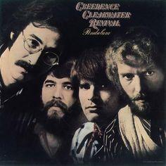 Creedence Clearwater Revival Pendulum - vinyl LP