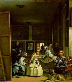 プラド美術館展(8)マーソ「皇妃マルガリータ・デ・アウストリア」
